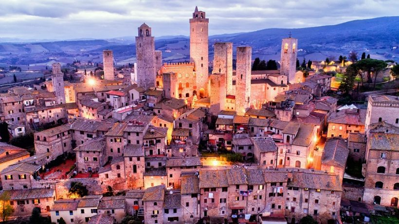 Best towns in Tuscany