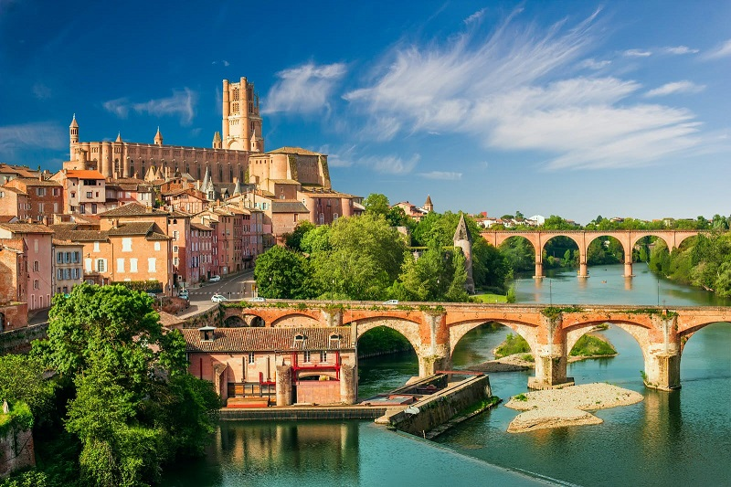 What to see in Albi France?