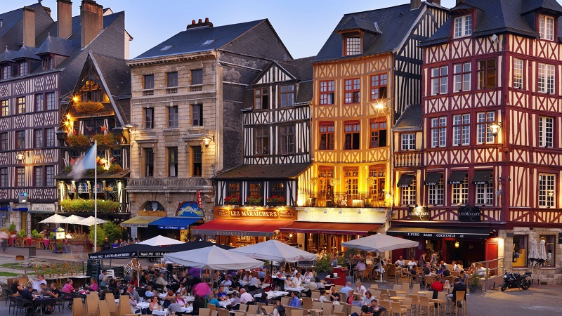 What to see in Rouen? Best tourist attractions in the Rouen
