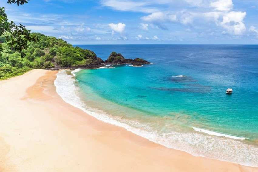 Top 10 Unknown Beaches in South America