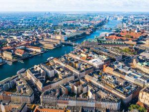 European capitals for honeymoon